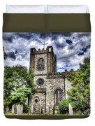 Dagenham Village Church Duvet Cover