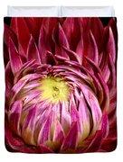 Dahlia-0006 Duvet Cover