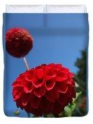 Dahlia #4 Duvet Cover