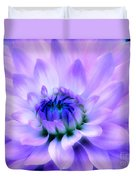 Dahlia Dream Duvet Cover