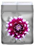 Dahlia Flower 2 Duvet Cover