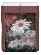 Daisies ... Again - P11ac2t1 Duvet Cover