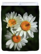 Daisy And Friend Duvet Cover