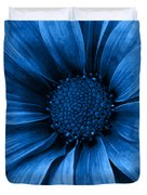 Daisy Daisy Pure Blue Duvet Cover