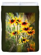 Daisy Do Duvet Cover
