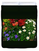 Daisy Field Duvet Cover