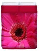 Daisy Pink Duvet Cover