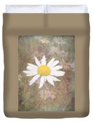 Daisy Textured Duvet Cover