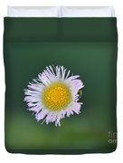 Daisy Weed Series Photo B Duvet Cover