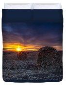 Dakota Sunset Duvet Cover