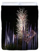 Dale Chihuly Glass Art Duvet Cover