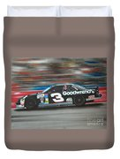 Dale Earnhardt Goodwrench Chevrolet Duvet Cover
