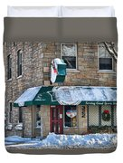 Dales Bar And Grill Duvet Cover