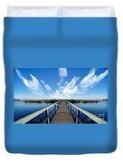 Dalmaney Bridge Duvet Cover