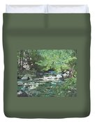 Dam Site Duvet Cover