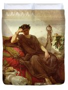Damocles Duvet Cover by Thomas Couture