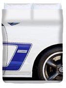 Dan Gurney 2009 Ford Mustang Duvet Cover