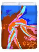 Dance Of Joy 2 Duvet Cover by Patrick J Murphy