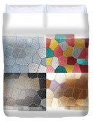 Dance Of Light Duvet Cover