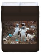 Dance With Me Duvet Cover
