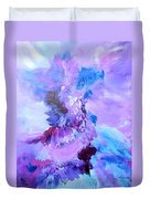 Dance With The Sky Duvet Cover