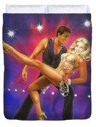 Dancer's Fantasy Duvet Cover