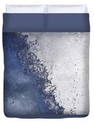 Dancing Water Drops Duvet Cover