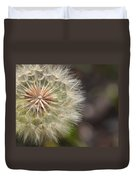 Dandelion Art - So It Begins - By Sharon Cummings Duvet Cover