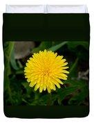 Dandelion Beauty Duvet Cover