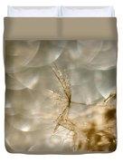 Dandelion Heaven Duvet Cover
