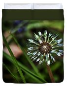 Dandelion Will Make You Wise Duvet Cover