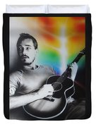 Daniel Johns Duvet Cover
