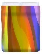 Dappled Light Panoramic Vertical 1 Duvet Cover