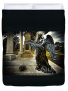 Dark Angel Duvet Cover