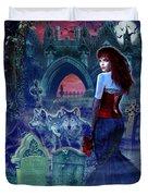 Dark Bride Duvet Cover