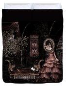 Dark Dream II Pretty As A Picture Duvet Cover