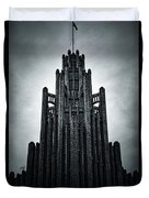 Dark Grandeur Duvet Cover