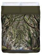 Dark Hedges  Duvet Cover