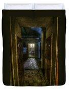 Dark Kitchen Duvet Cover