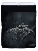 Dark Poetry Duvet Cover