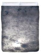 Dark Skyline Duvet Cover