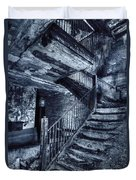 Dark Staircase Duvet Cover