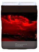 Darkest Hour Duvet Cover