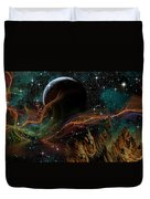 Darkseid Duvet Cover