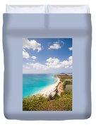 Darkwood Beach Duvet Cover