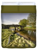 Dartmoor Bridge  Duvet Cover