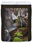 Darwin Falls Duvet Cover