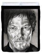 Daryl Dixon - The Walking Dead Duvet Cover