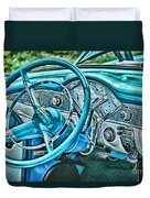 Dashboard-hdr Duvet Cover