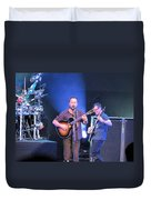 Dave And Stefan Duvet Cover